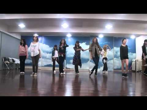 [mirrored & Slow 75] Snsd - The Boys Dance Sm Practice Room Oct.2011 Girls' Generation video