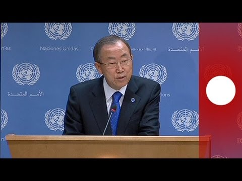 Ban Ki-moon :