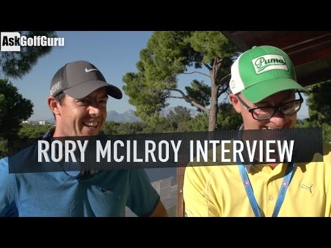 Rory McIlroy Interview Turkish Airlines Open
