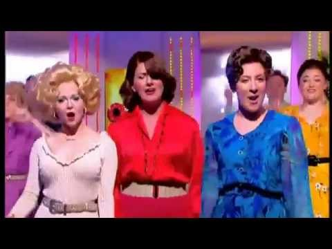 9 to 5 The Musical on This Morning