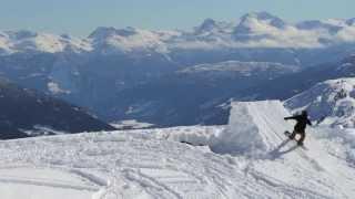 Burton Presents 2016 - Ethan Deiss and Zak Hale (snowboarding)
