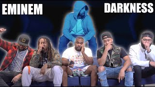 Eminem - Darkness Official Video Reaction/Review (Music To be Murdered By)