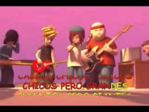 Los Pulentos - Somos Cabros Chicos La Leche Nos Deja Terrible Hardcore