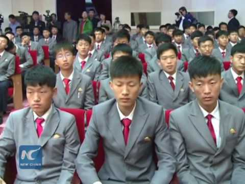 News about the BRIDGES events in Pyongyang, organized by the International Peace Foundation