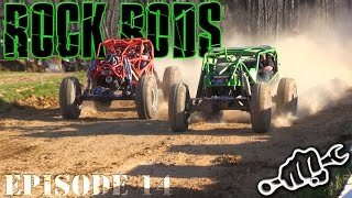 Rock Bouncer Drag Race - Rock Rods Episode 14