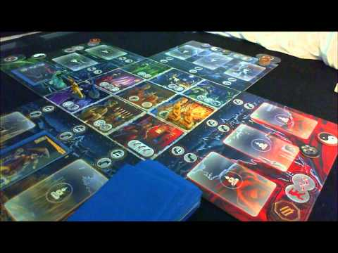 Play it Painted! Ghost Stories Boardgame