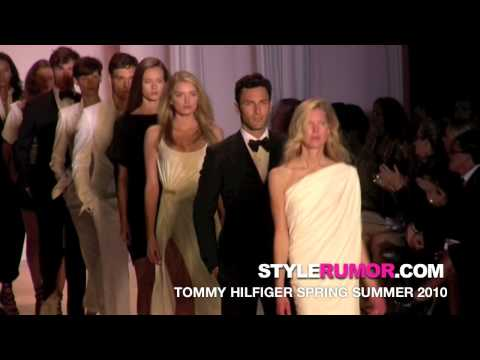 Tommy Hilfiger Spring Summer 2010 Collection stylerumor.com Video