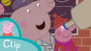 Peppa Pig - Stargazing with Grandpa Pig (clip - new)