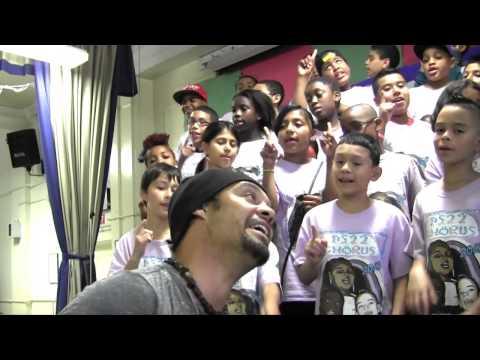 Say Hey I Love You Michael Franti & PS22 Chorus