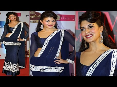 Jacqueline Fernandez in Hot & Spicy Sri Lanka Saree