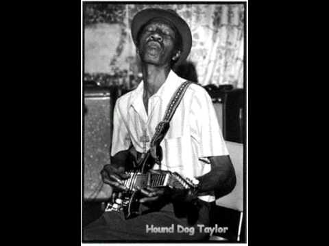Hound Dog Taylor - Alley Music