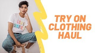 TRY ON CLOTHING HAUL 2019 | PRIDE EDITION 🏳️‍🌈