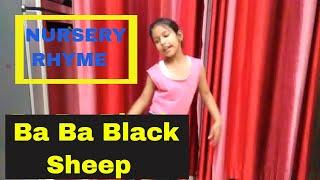 Ba Ba Black Sheep Nursery Rhyme   Nursery Poem   English Rhymes