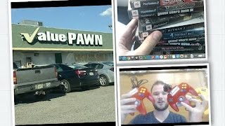 $300 Pawn Shop Video Game Haul # 2 in the Bmw i8