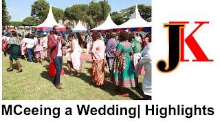 Jeff Kuria| Wedding MC
