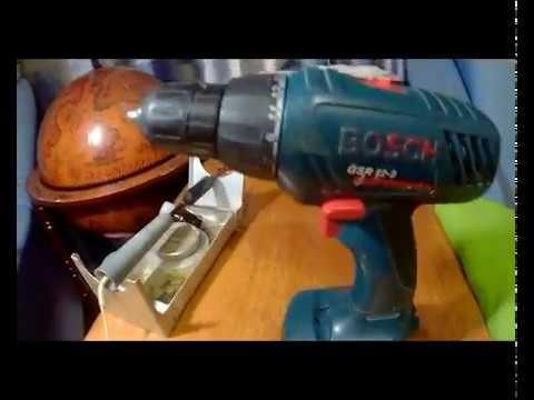 Как отремонтировать шуруповерт в домашних условиях 713