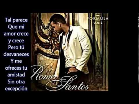 Romeo Santos ft Drake Odio + Letra
