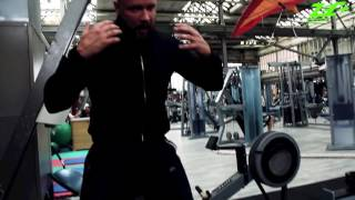KOLLEGAH - PULL DAY WORKOUT