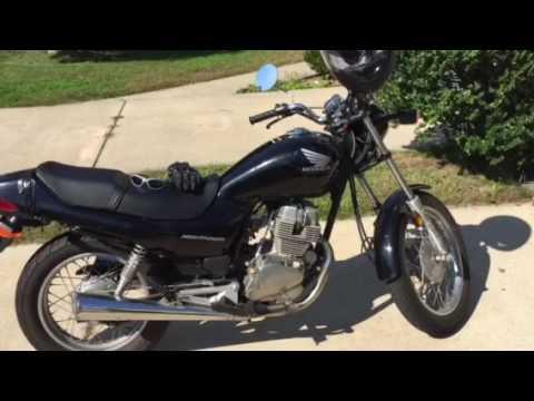 Honda Nighthawk 250 Review!!!