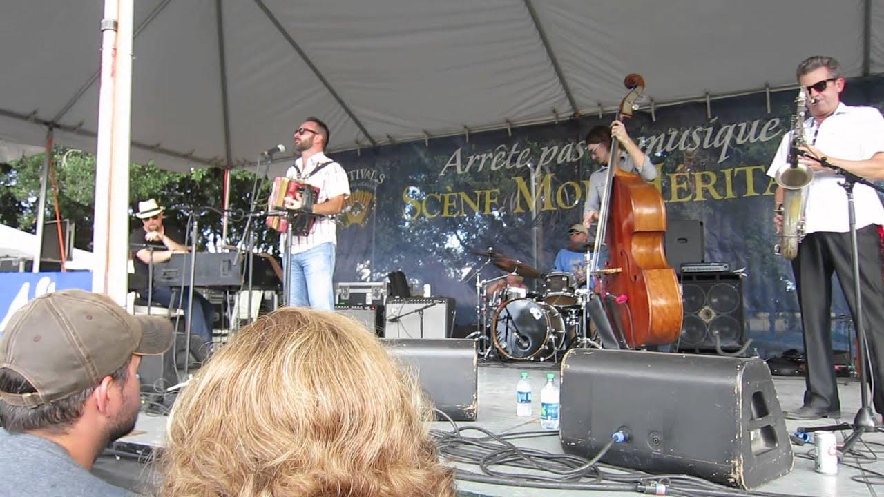 Roddie Romero & The Rockin' Cajuns - Da' Big Squeeze !