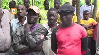 Mwanamume afariki Shinyalu kwenye shindano la unyw