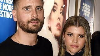 Sofia Richie Caught CRYING After Intense FIGHT With Scott Disick!