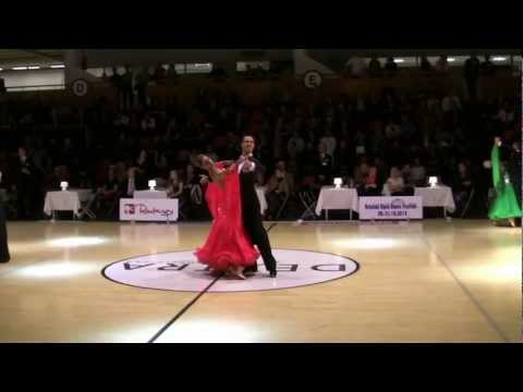 Helsinki Open WDSF, World Open final w waltz 20.10.2012