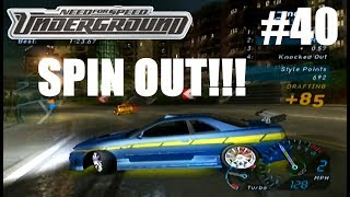Need for Speed Underground | Gameplay | Skyline Problems | #40