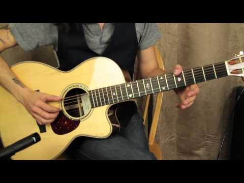 Acoustic Blues Fingerstyle Guitar Playing with John Konesky Music Videos