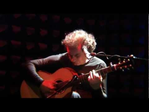 Pierre Bensusan - La Nuit des Météores live @ Joe's Pub, NYC July 03, 2012