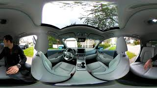 EV360 - 2019 Hyundai Kona EV Interactive Interior 360