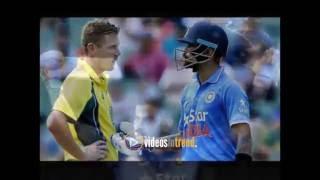 Virat Kohli vs James Faulkner fight