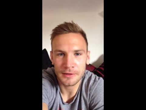CONSULT/R Donauauencup 2014 - Videobotschaft von Andreas Weimann - english