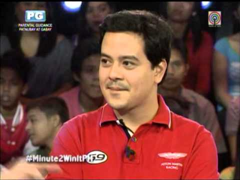 John Lloyd wins P500,000 in 'Minute To Win It'