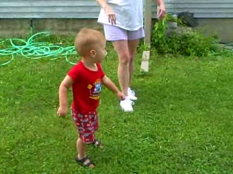 phil playing outside.AVI