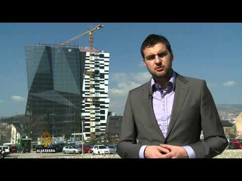 SCC Opening by Al Jazeera Balkans