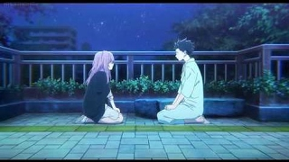 Koe No Katachi - I Want You To Help Me Live - Shoko & Shoya HD