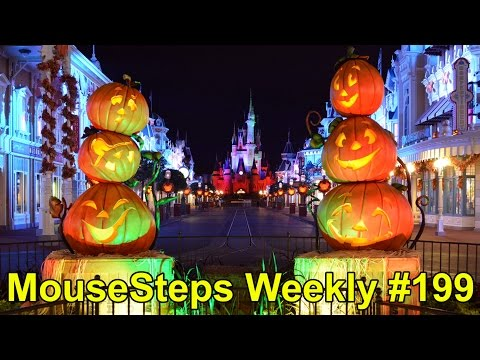 MouseSteps Weekly #199 Mickey's Not-So-Scary 2016 Halloween Party Overview & Tips, Magic Kingdom