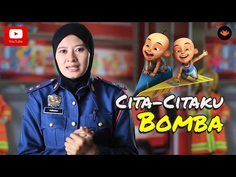 Cita-Citaku EP03 - Bomba [English Subtitle] [HD]
