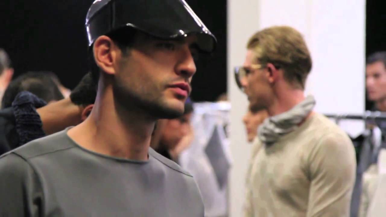 Men Fashion Show Backstage Summer Men s Fashion Show