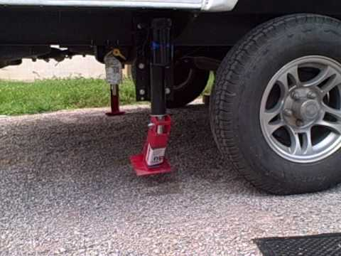 Ground Control Wireless RV Leveling System by Riecotitan - Making It Easy To Level Up Your Camper!