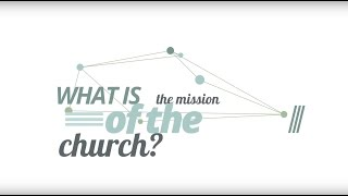 "Honeyridge Scripture Jam | ""What is the mission of the church?"""