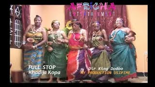 Khadija Kopa Full Stop Official Video