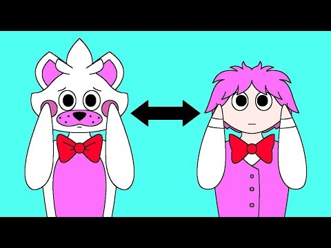 Minecraft Fnaf: Funtime Foxy Turns Human (Minecraft Roleplay)
