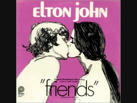 Elton John - I Meant To Do My Work Today (A Day In The Country)