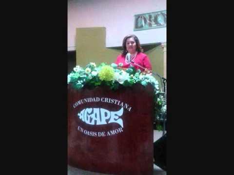 predica del jueves 18-09-2014 (Hna. Araceli Trejo)