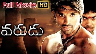 Varudu Full Length Telugu Movie || Allu Arjun, Bhanu Sri Mehra, Arya || Ganesh Videos - DVD Rip..