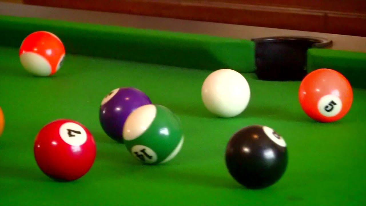 pool billiards 8 ball