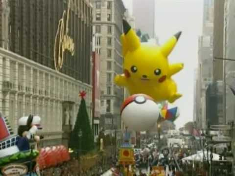 Adair County High School Band Columbia Kentucky in 2009 Macy's day Parade.