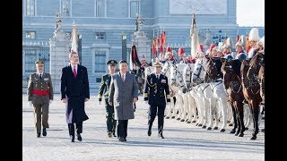 LIVE: Chinese President Xi Jinping attends official welcoming ceremony in Spain